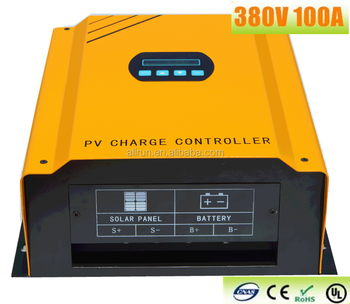 2014 HOT SALES 10A 20A 30A 50A 100A different voltage solar charge controller