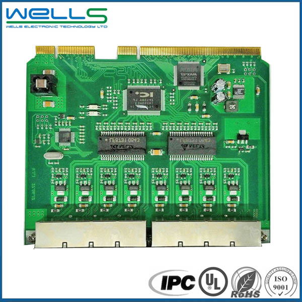 high quality gps tracking pcb printed circuit board with factory price
