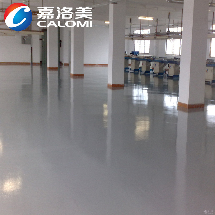 High quality wear-resistant epoxy floor paint manufacturers