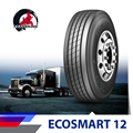 Import Truck Tyre low profile 295 75 22.5 11 22.5 tyre DOT SMARTWAY PLI