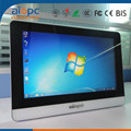 21.5 inch desktop computer cheap pc touch screen all in one pc