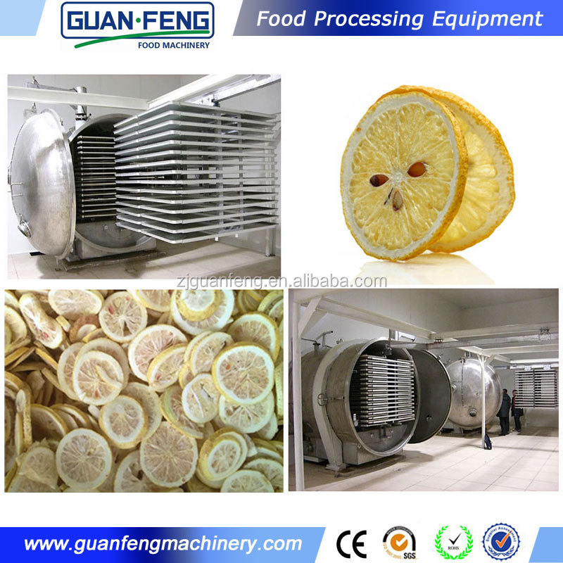 freeze drying equipment / organic freeze dried vegetables