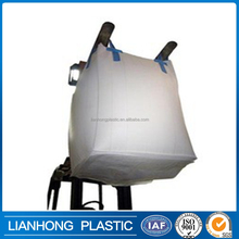 Large size jumbo bag used for 1.5 ton 2 ton, polypropylene material 500kg jumbo bag , logo printed jumbo bag specifications