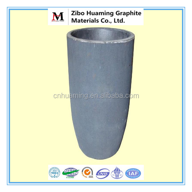 High Purity Carbon Graphite Crucibles