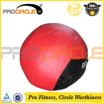 Crossfit Top Grand PU Leather Wall Ball