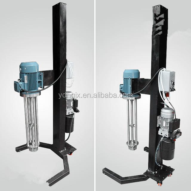 Vacuum Homogenizing Emulsifier High Shear Cosmetics Homogenizer/mixer/emulsifying/disperser
