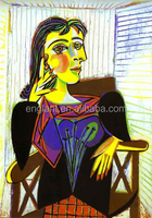 famous picasso reproduction Portrait of Dora Maar oil painting
