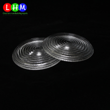 No inside bubble and dirts led light fresnel lens linear round fresnel lens