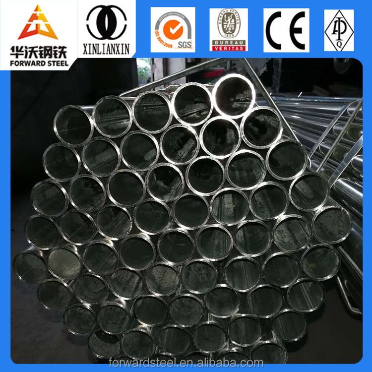 Forward Steel 14 inch ASTM A500 pipe galvanised material