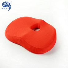 Comfort Medical Hemorrhoid Coccyx Ventilated Car Seat Cushion