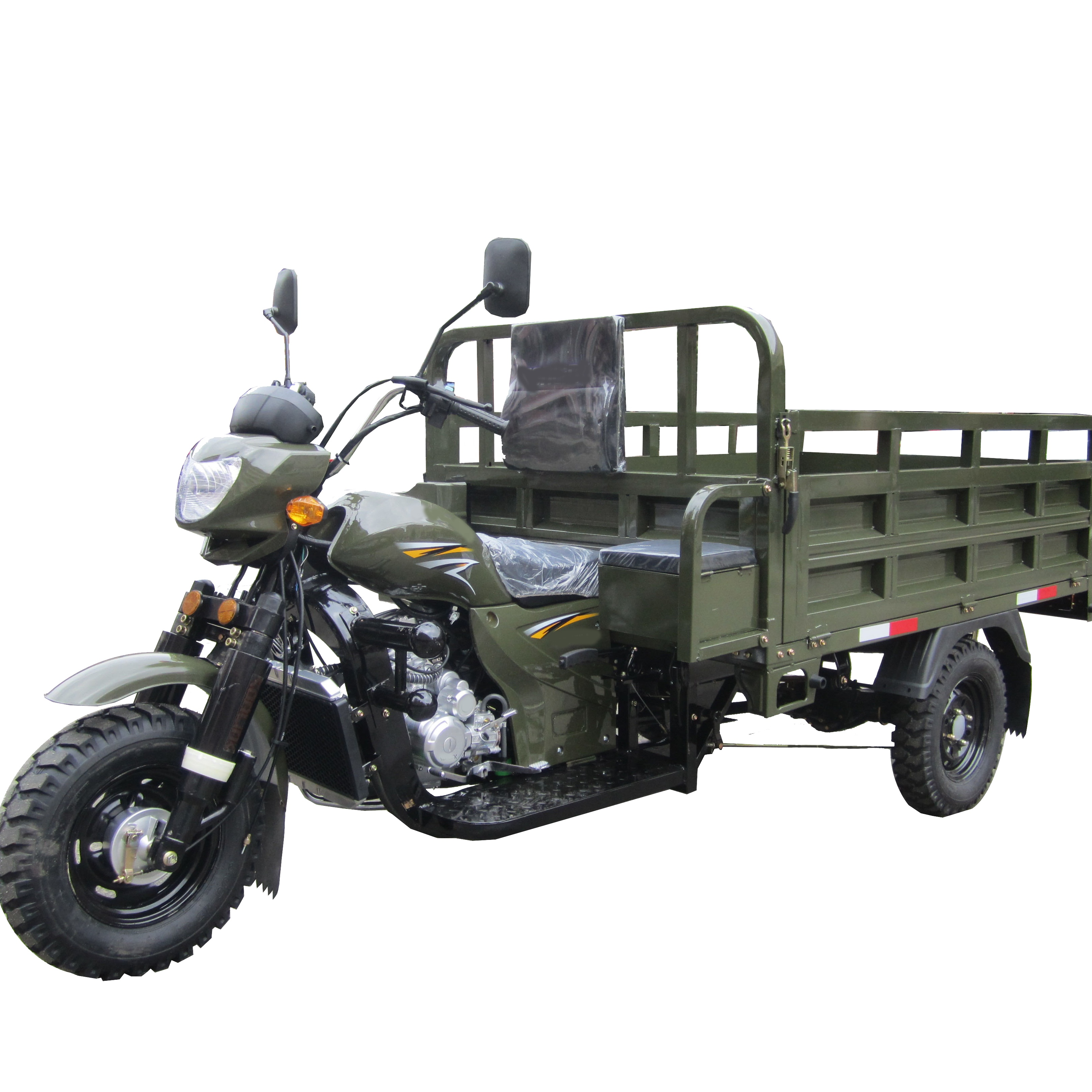 SP200-HH Euro I Drum Brake Tricycle / Cheap China Good Quality Three Wheel Cargo Motorcycle Dirt bike Moto
