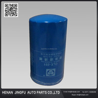 Diesel engine fuel filter for YuTong 1109-05489 in large stock