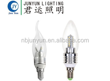 hot selling and high quality 3W Indoor Clear Glass Cover Pull Tail Lighting Led High Power Bulbs Lamp