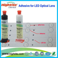 Manufacture Price HT8815 UV Liquid Curing Adhesive Glue for plastic and metal bonding LED