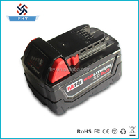 OEM M18 18v 3.0Ah Cordless Tool Battery for Milwaukee Lithium Tools 48-11-1815 48-11-1820 48-11-1840 M18