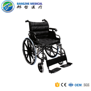 High quality heavy duty wheelchair manual folding power wheelchair for elderly