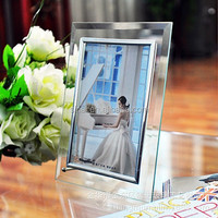Factory Price High Quality Glass Photo Frame