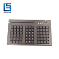 China factory can custom flexible cheap pos keyboard