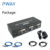 Pinwei PW-SD0201K 2 ports DVI KVM switch with USB and Keyboard