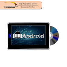 SD/USB/IR/FM/WIFI android tablet 10 inch headrest dvd monitor with wifi