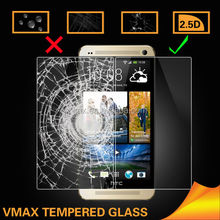 Clear matte privacy screen protector for ZTE Blade V tempered glass
