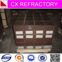 High temperature furnace applied chrome magnesite refractory bricks
