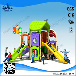 2015 Commercial plastic cheap playground equipment kids entertainment play equipment for sale