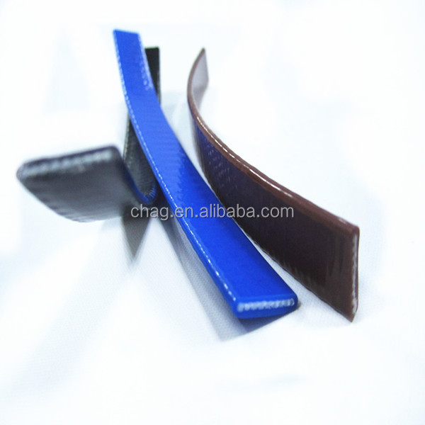 Non-skid Finish Pvc Coated Nylon Webbing For Equestrian
