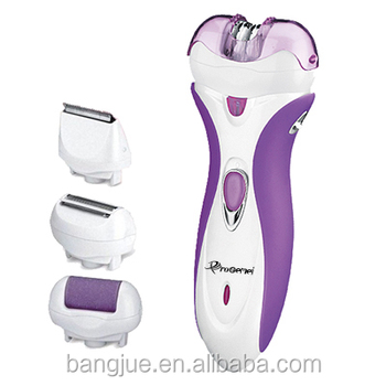 Rechargeable Lady  Epilator Hair Removal As Seen TV for woman ProGemei