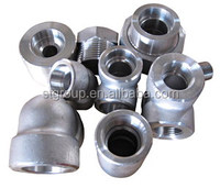 Carbon Steel forged pipe fitting