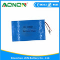 Lithium Ion battery 12v 100A rechargeable battery pack for solar storage