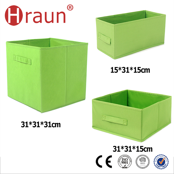 Custom Collapsible Storage Box With Lid