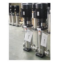 Vertical multistage type 4 inch high pressure booster pump