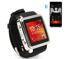 Bluetooth Sync Calls Sms Smart Watch Smartwatch
