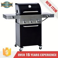 Top Class Easily Cleaned Gas Grill Portable