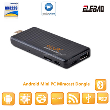 CX919 RK3229 Update RK 3188T BT919 Quad Core Streaming Media Player Android 4.4 TV Stick Wifi Dongle Smart Mini PC