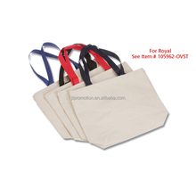 2014 Wholesale Natural Recycled Cotton Canvas Tote Bags