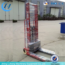 1 ton, 2 ton , 3 ton manual forklift, manual pallet stacker