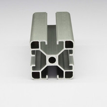 u shape aluminum extrusion profiles for windows and doors 40X80mm