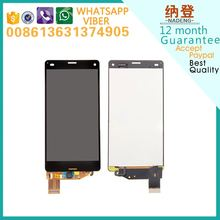 original quality replacement lcd for Sony xperia Z3 compact lcd screen paypal accept fast delivery
