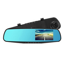 4.3 inch Allwinner Best Camcorder Driving Recorder With WIFI Bluetooth Seamless Rocording Car DVR Rear View Mirror