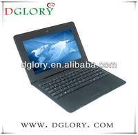 "DG-NB1004 10"" Android notebook A31 Quad core 1024*600pix 1GB/8GB touch screen"