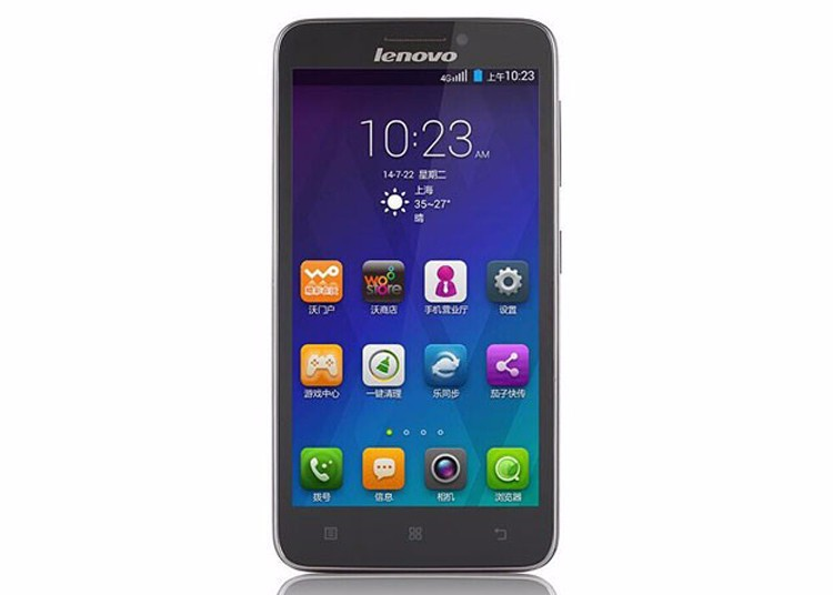 Original Lenovo A606 5.0 inch 4G Android 4.4 Smart Phone, MT6582M + 6290 Dual Core 1.3GHz,RAM: 512MB,ROM 4GB FDD-LTE&WCDMA&GSM