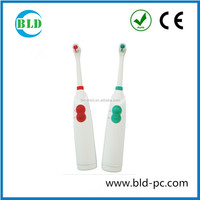 Gift mini toothbrush Emirates Airlines Foldable kids Rotatary children baby Electric Toothbrush