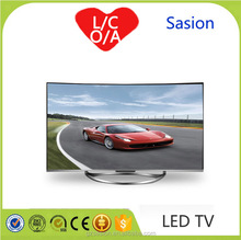 indoor tv High Precision 55 inch Smart curved led tv