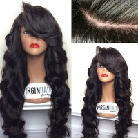 Fashionable Wholesale China Best 100% Virgin Hair Full Lace Wig,Pictures Of Wigs For Ladies