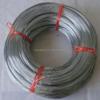 factory offer galvanized stainless steel wire rope vinyl coated 7x19 strand core