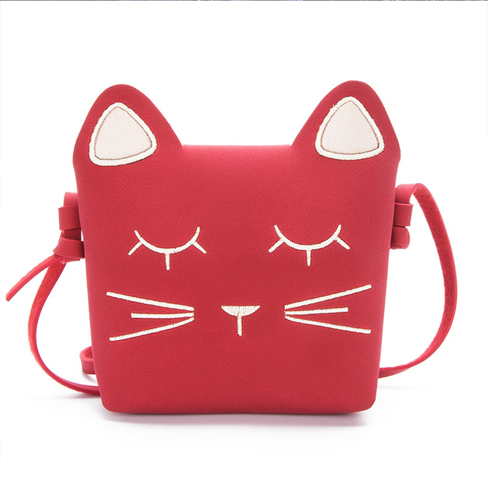 2018 new style children shoulder bag kids min bags baby cats bags