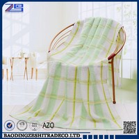 wholesale cheap cotton/polyester bath towel/beach towel