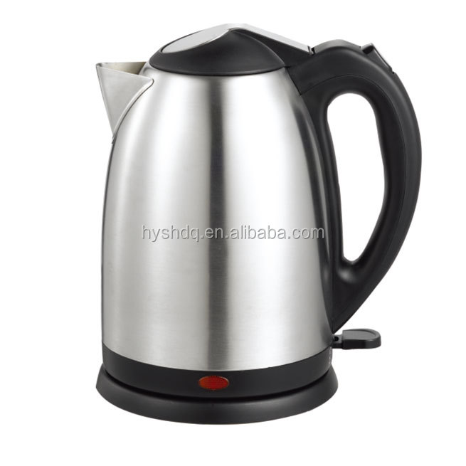 Concealed Heating Element Kettle And Electric Samovar 1.8l